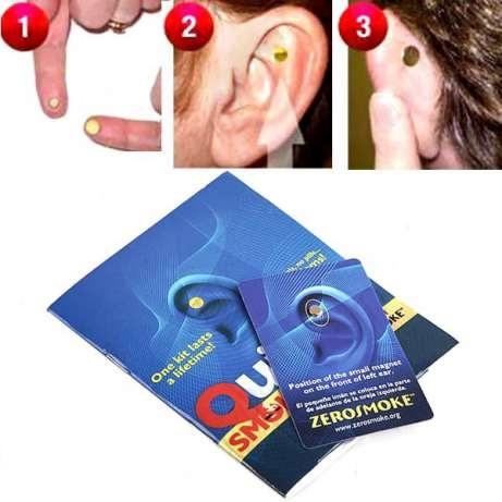 ZeroSmoke, renunta la fumat, magneti antifumat - Reduceri