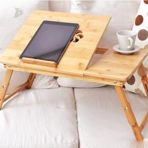 masă-laptop-bambus