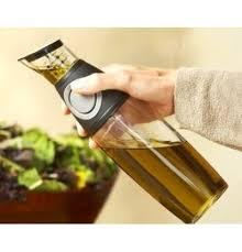 Dispenser pentru ulei si otet Press & Measure2